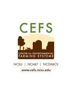 Center for Environmental Farming Systems logo