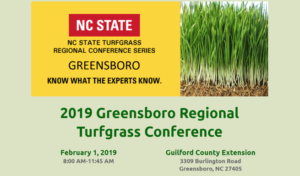 Cover photo for Greensboro Regional Conference