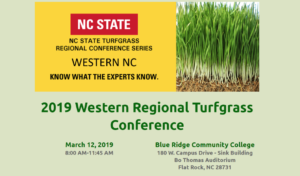 Cover photo for Western Regional Turfgrass Conference