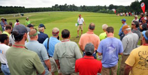 Cover photo for Lake Wheeler Turfgrass Field Day Held August 14