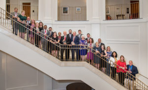Cover photo for Turfgrass Alumni Were Honored at 2019 CALS Alumni Awards