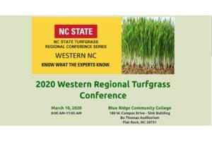 Western Regional Turfgrass logo